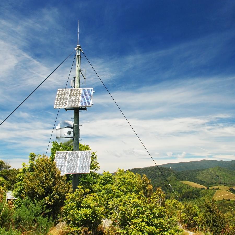 Solar Telecommunications