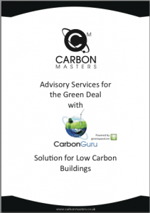 Green Deal Advisory Services